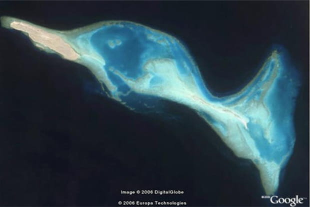 La Terre haute en couleur avec Google Earth