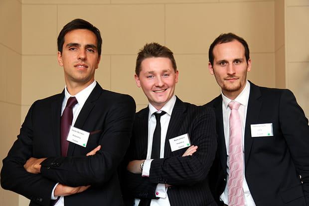 Trois finalistes pour un grand oral