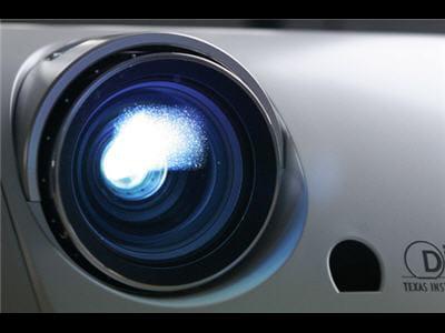 optique de vidéoprojecteur full hd