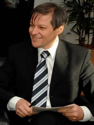 dacian ciolos, commissaire européen à l'agriculture.