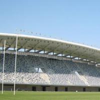 multitec a participé à la construction du stade yves du manoir, à montpellier.