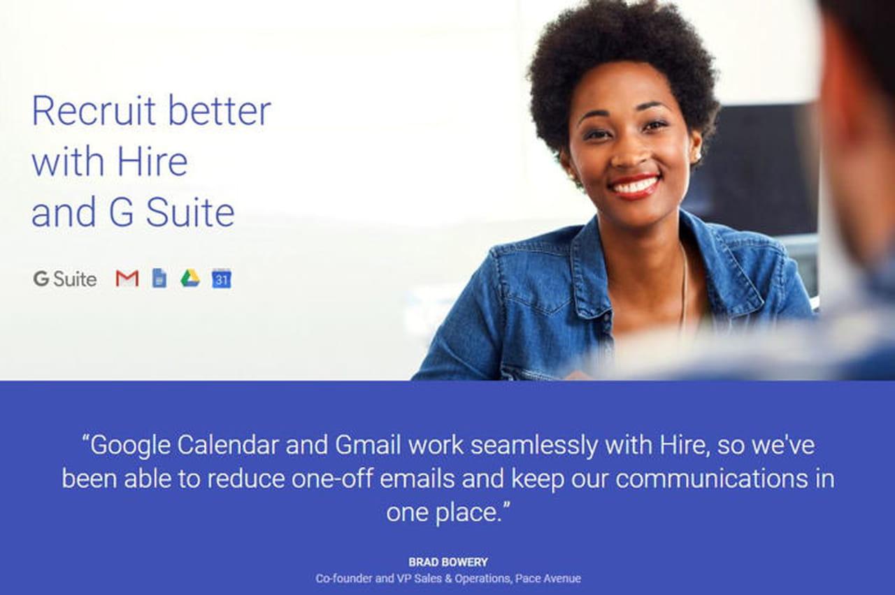 Google, nouveau boss de la e-RH?