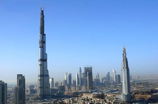 Burj Dubaï-Burj Khalifa: latourlaplushautedumonde