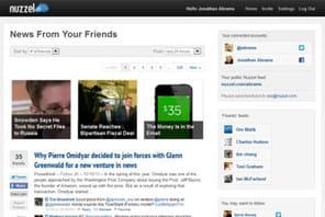 Nuzzel, l'appli de curation de news qui joue sur les plates-bandes de Facebook et Twitter