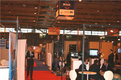 salon solutions intranet & collaboratif 2011 mardi 9 mars à 9h. le calme avant