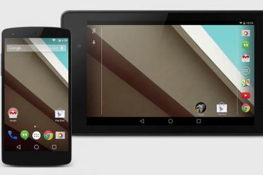 Android 5ou Android Lollipop: les principales nouveautés