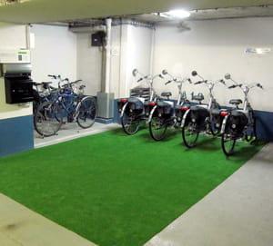 les vélos sont empruntés en majorité pour des liaisons travail-domicile.