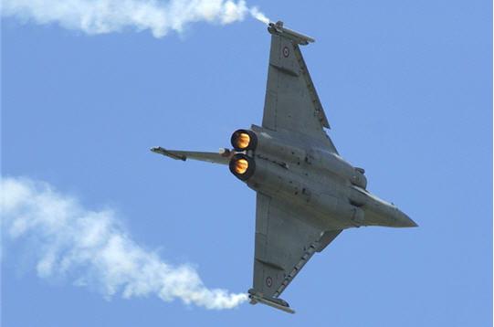 Le Rafale Dassault