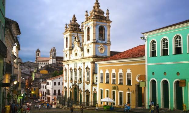 Salvador de Bahia (Brésil): africaine