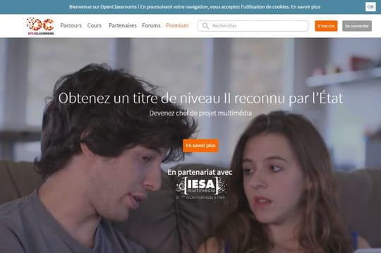 Exclusif : Openclassrooms lève 6 millions d'euros