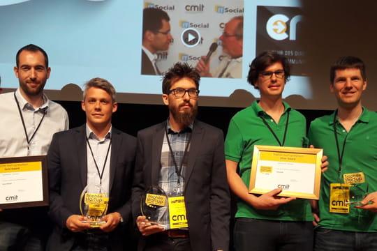 Le Google des influenceurs Upfluence remporte les Trophées martech