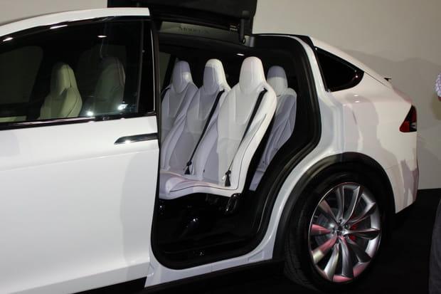 La Model X est prête à être commandée