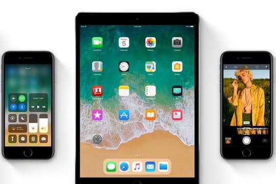 iOS 11: les nouveautés, les iPhone et iPad compatibles
