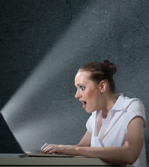 un éclairage trop important peut être très agressif.