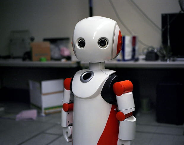 Des robots au quotidien ?