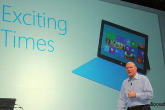 Tablette Microsoft Surface: 8améliorations attendues