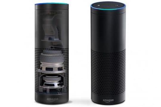 Amazon Echo, le haut-parleur qui répond à vos questions