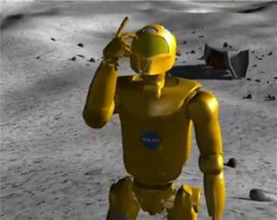 un robot directement contrôlé par un scientifique, pour remplacer des