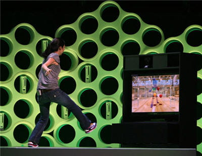 natal : le jeu par reconnaissance de mouvement sur xbox 360