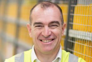 """Ronan Bolé (Amazon):""""Nos entrepôts s'optimisent tout seuls au fil du temps"""""""