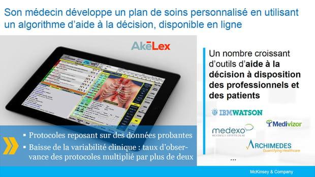 Le numérique aussi au service des médecins