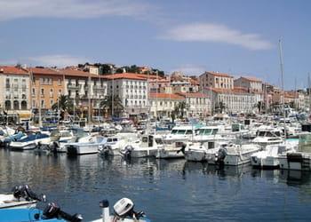 port-vendres profite de sa situation géographique.