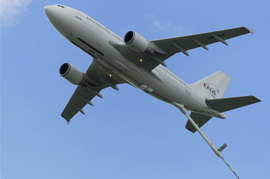 Tanker d'Airbus
