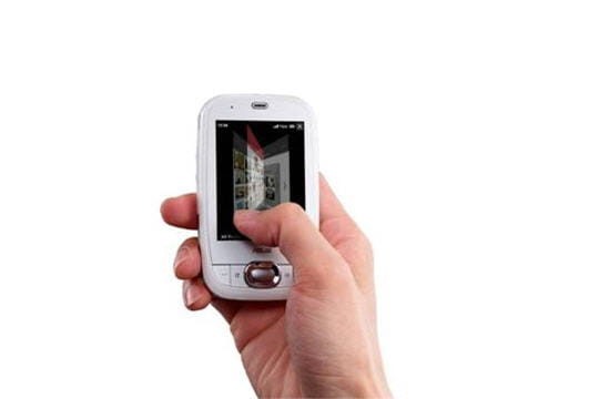 Un concurrent du Palm Treo Pro