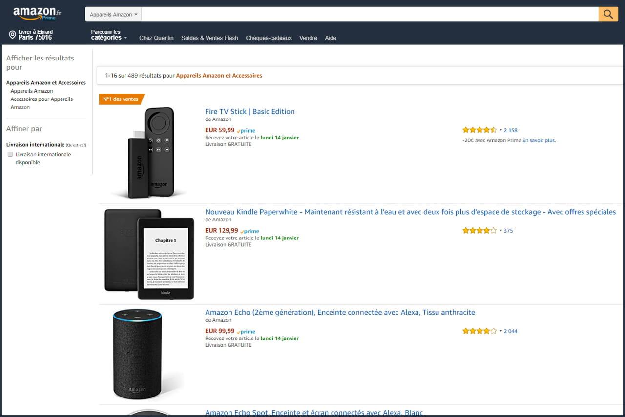 Amazon : Prime Day, business, Go… L'essentiel sur le géant