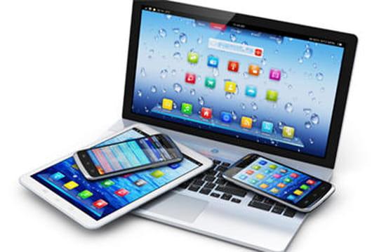Tablettes: 62% des professionnels IT les préfèrent avec clavier