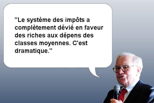 Impôts et riches