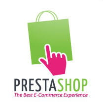 prestashop logo light 217x225