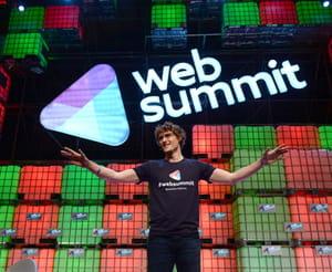 paddy cosgrave, fondateur du web summit.