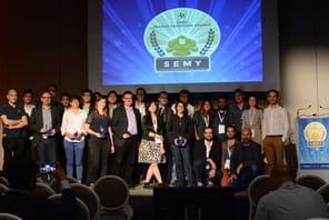 SEMY Awards Paris 2017: et les gagnants sont...