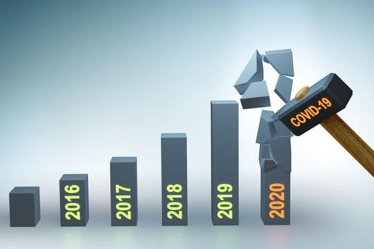 Classement PIB: la France, 3e économie mondiale la plus touchée par la crise