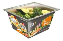 c'zon propose une gamme de trois box repas, dans la tendance actuelle du