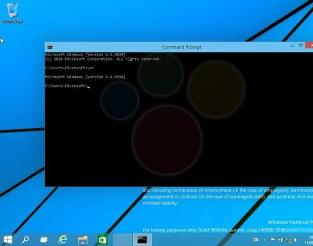 Windows NT 6.4