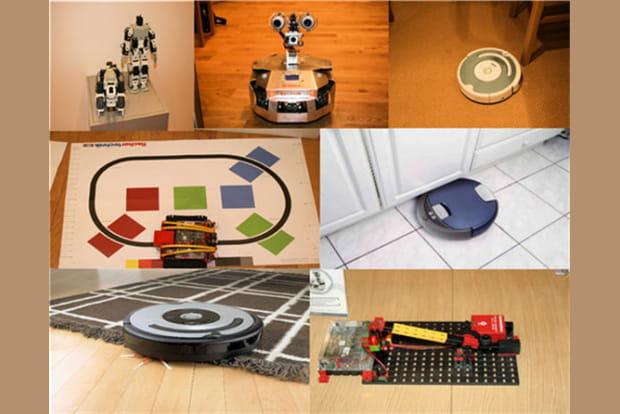 Présentation des robots de demain