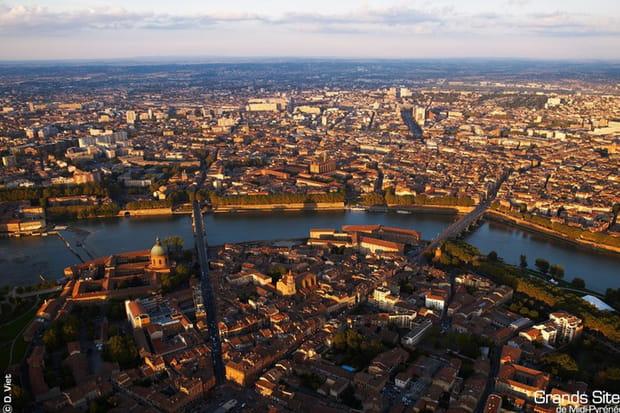 34ème. Toulouse : 62,5% des locaux éligibles au Très Haut Débit
