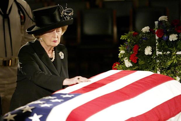 Mort de Reagan