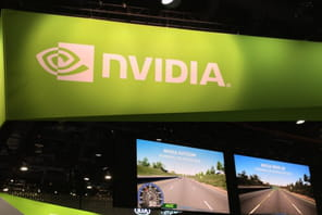 AU CES, Nvidia s'affiche comme nouveau poids lourd des voitures autonomes