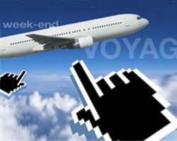 top 5 des sites internet dans le secteur aérien en mai 2010.