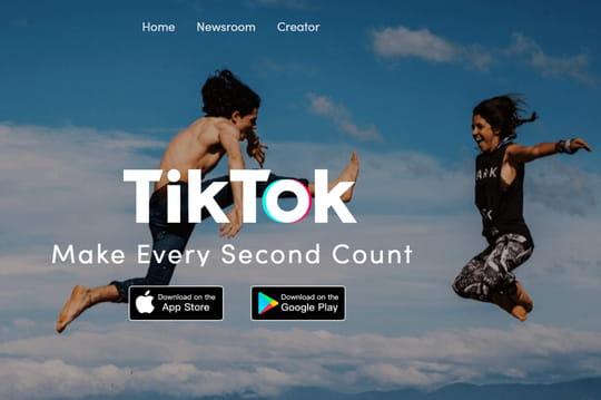 Tik Tok à la porte de Facebook, Instagram et cie