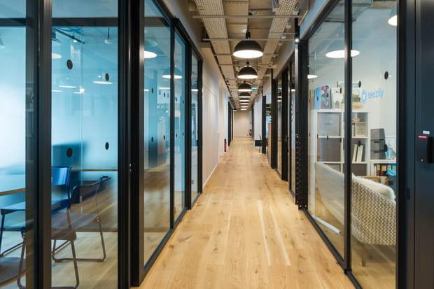 Des bureaux pour les start-up