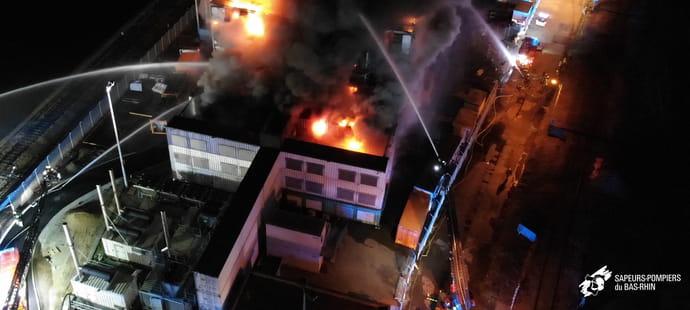 Incendie d'OVH: tout n'est pas rétabli deux mois après