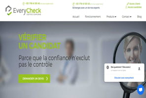 Info JDN: EveryCheck lève 1,3million d'euros pour vérifier CV et dossiers de location