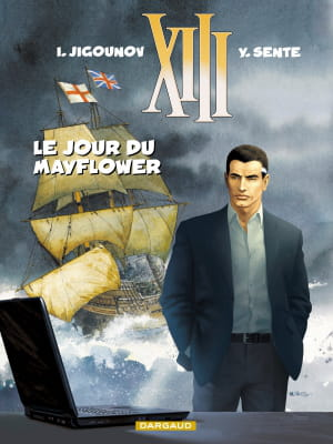 xiii - le jour du mayflower.
