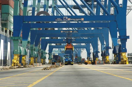 A shangha le futur plus grand port du monde - Les plus grand port du monde ...