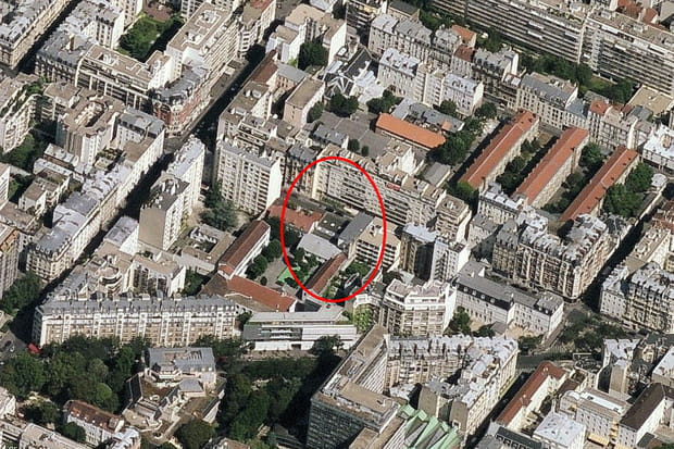 1er : Ecole active bilingue Jeannine-Manuel (Paris), 8677€ le m²