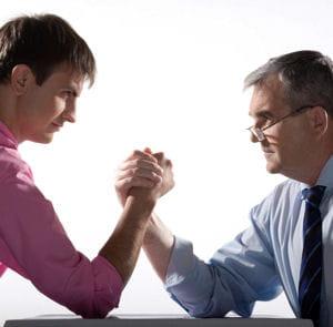 profitez de votre avantage pour négocier.